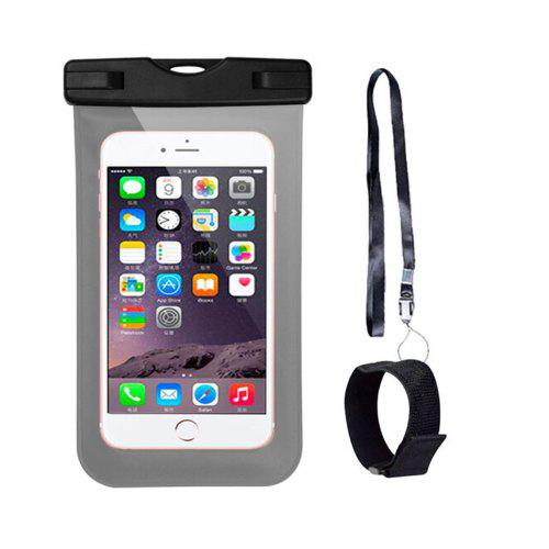 check out af611 475bb Waterproof Phone Pouch Universal Underwater Smartphone Cover Case