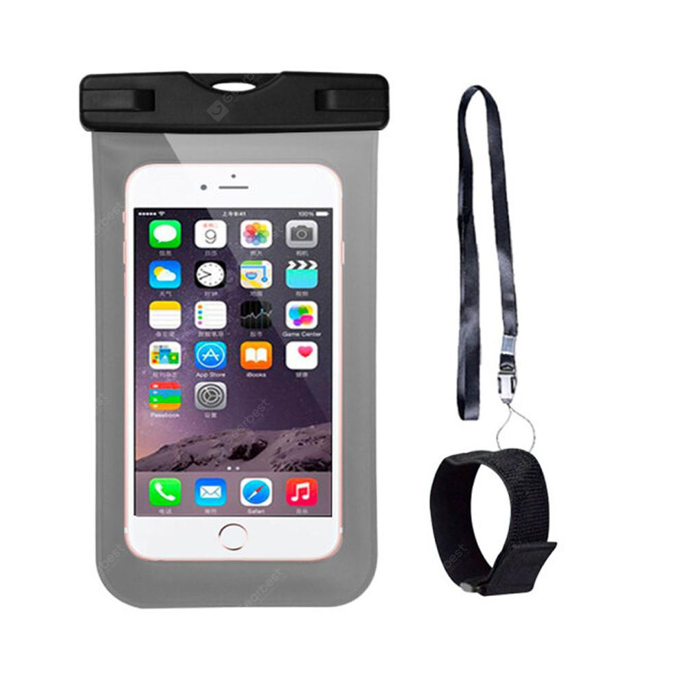 check out 94aaa f47d2 Waterproof Phone Pouch Universal Underwater Smartphone Cover Case