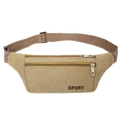 Waist Belt Bag Jogging Pouch Pocket Light Weight Outdoor Sport