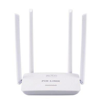 300M Four Antenna Wireless Router