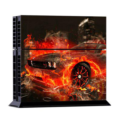 Protective Cover Skin Controller Sticker for PS4