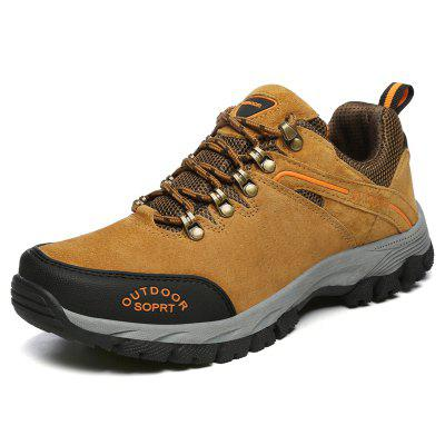 Men Shoes Hiking Mountain Camping Climbing Breathable Outdoor Sports Sneakers winter outdoor travel walking sport shoes genuine leather women breathable hiking shoes ankle boots climbing sneakers big size