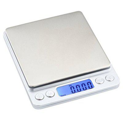 Portable Mini Electronic Food Scales home lcd display weighing scale usb rechargeable electronic scales gym floor scales 180kg 50g