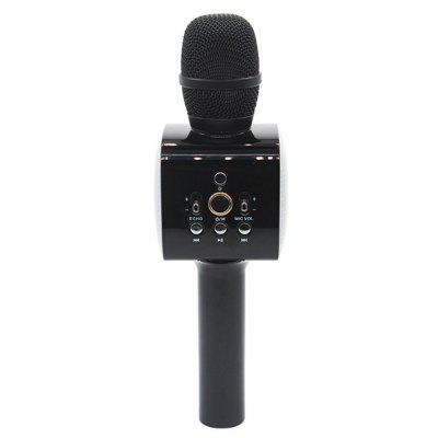 Wireless Karaoke Bluetooth Microphone for iOS/Android Smartphones