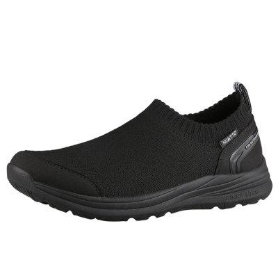 HUMTTO Men's Breathable Damping Comfortable Slip-on Light Running Shoes trase x at slip on shoes