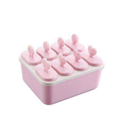 Household Practical Convenient Cute DIY Mold Ice Box kitchen tools plastic meat diy mold
