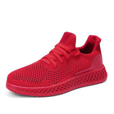 ZEACAVA Summer 3D Flying Woven Breathable Sports Mesh Shoes sneakers women trainers breathable print flower casual shoes woman 2018 summer mesh low top shoes zapatillas deportivas
