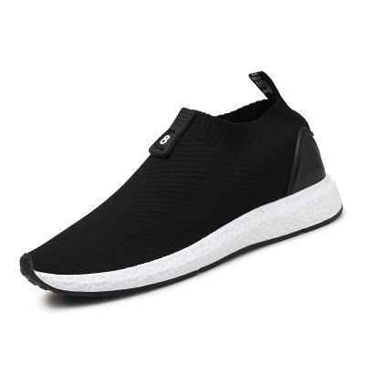 ZEACAVA New Style Woven Breathable Men's Sports Shoes
