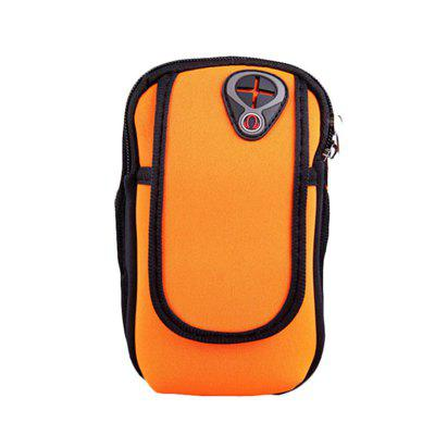 Outdoor Sport Running Wrist Pouch Mobile Cellphone Bag Arm Package