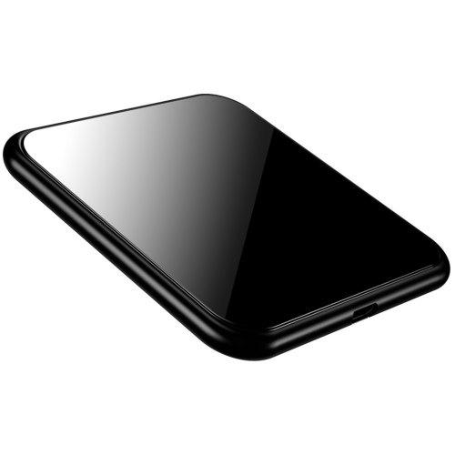 los angeles 03200 de1b9 Benks Fast Charging Wireless Charger for iPhone X 8 Plus with 10W 7.5W 5W
