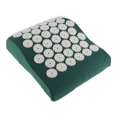 Acupressure Head Massage Pillow Neck Pain Stress Relief Acupoint Cushion радиоуправляемый квадрокоптер jxd pioneer 518yw gps 720p wifi rtf 2 4g