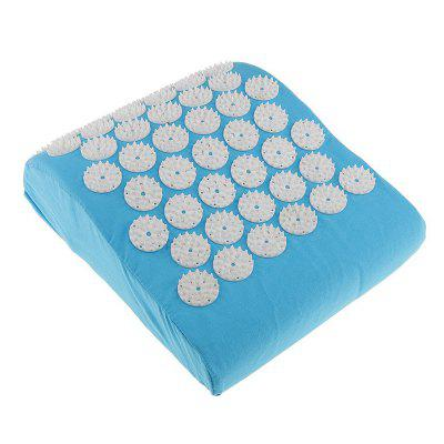 Acupressure Head Massage Pillow Neck Pain Stress Relief Acupoint Cushion