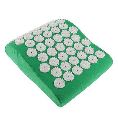 Acupressure Head Massage Pillow Neck Pain Stress Relief Acupoint Cushion butterfly pillow massager cervical massage device leg massage pad neck massage pad free shipping