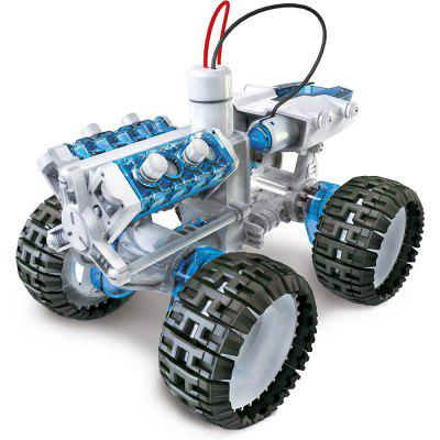 Salt Water Powered Toy 4 x 4 Car Educational Gifts Science Green Energy