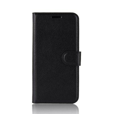 Litchi PU Leather dla Xiaomi 8 Flip Wallet Cover Case