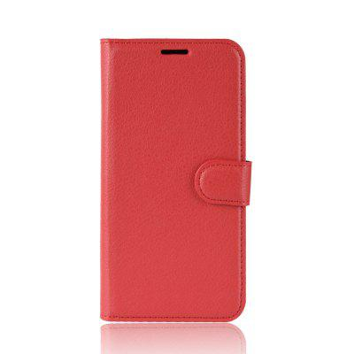 Litchi PU Leather for Huawei Honor 10 Flip Wallet Cover Case 360 degree rotating litchi flip stand pu leather cover magnetic smart case for huawei honor t1 8 0 s8 701u w t1 823l t1 821w u l