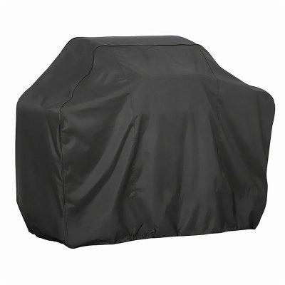 Veranda Grill Cover Durable BBQ Cover with Heavy-duty Weather Resistant Fabric
