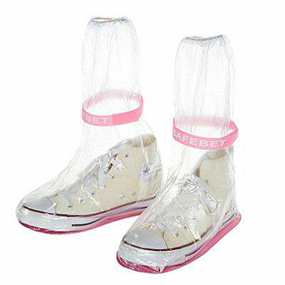 Waterproof Reusable Rain Shoe Boots Cover Overshoes