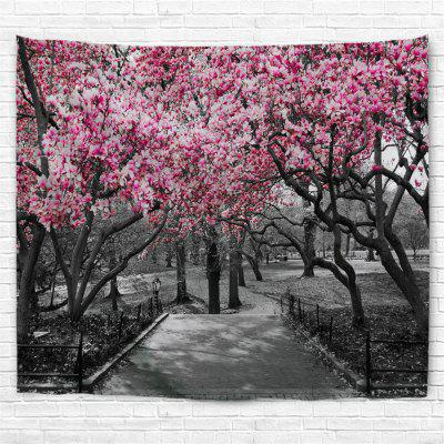 Central Park 3D Printing Home Wall Hanging Tapestry for Decoration central park