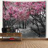 Central Park 3D Printing Home Wall Hanging Tapestry for Decoration - MULTI