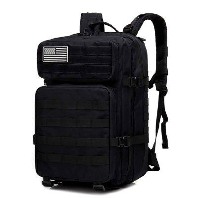 900D Nylon Military Tactical Backpack Large 42L Outdoor Hiking Camping Rucksack