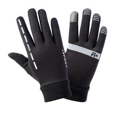 Outdoor Sport Men and Women Climbing Cycling Wind Warm Touch Glove