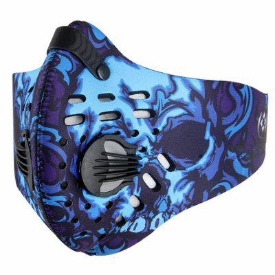 Outdoor Sports Riding Activated Carbon Masks Dustproof Mask