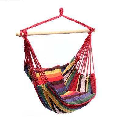 Outdoor Indoor Home Canvas Adult Children Swing Chair Hammock
