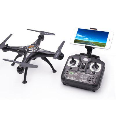 X5SW - 1 RC Drone RTF with 720P HD Camera One Key Auto-return APP Control Image