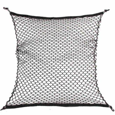 Asiento de coche Back Cargo Trunk Storage Storage Organizer Swing Mesh Holder Net Holder