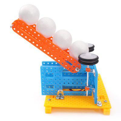 DIY Science Experiment Assemble Electric Model Educational Toy