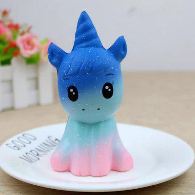 Squishy Beautiful Unicorn Relieve Stress Toys 1PC