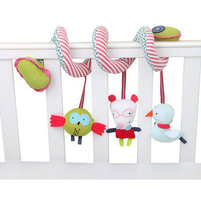 Baby Crib Revolves Around The Bed Stroller Playing Toy Crib Lathe Hanging