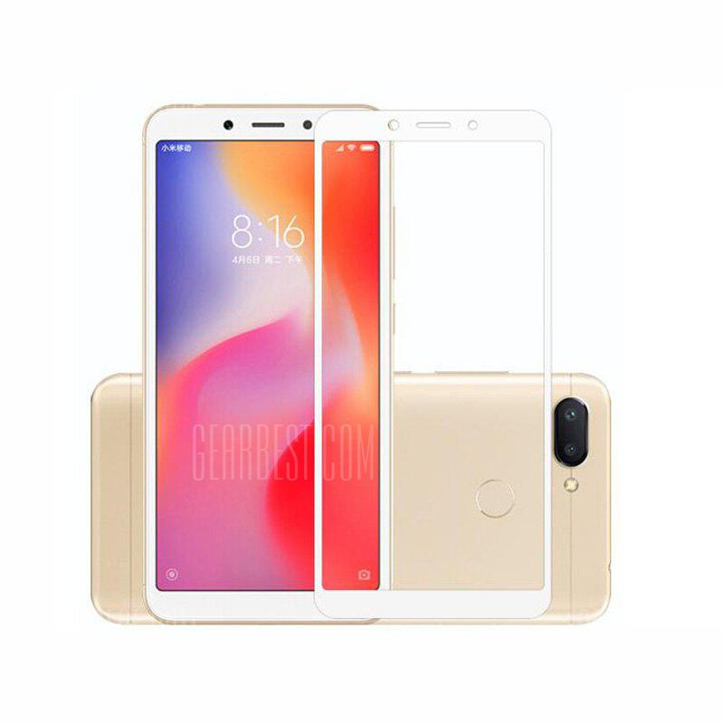 Full Cover Tempered Glass 9H Screen Protector for Xiaomi Redmi 6