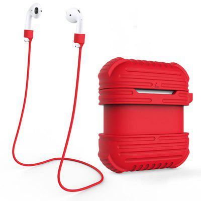 New For Apple Headphone Fittings Silicone Case