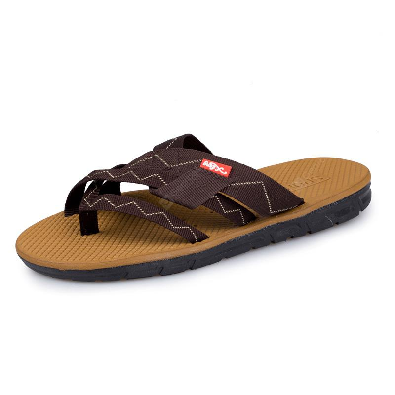 ZEACAVA Men's Fashion Wear Pinch Outdoor Beach Sandals exclusive cheap price clearance authentic cheap price for sale sale cheap online affordable 5rUpbjnze