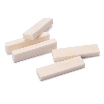 Vintage Blanks Faux Buffalo Bone Guitar Nut Polished for Bass 5PCS