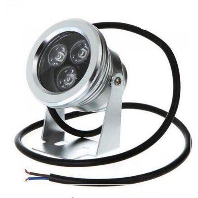12V LED Underwater Light Waterproof IP68 Submersible Lamp for Boats Swimming Pool