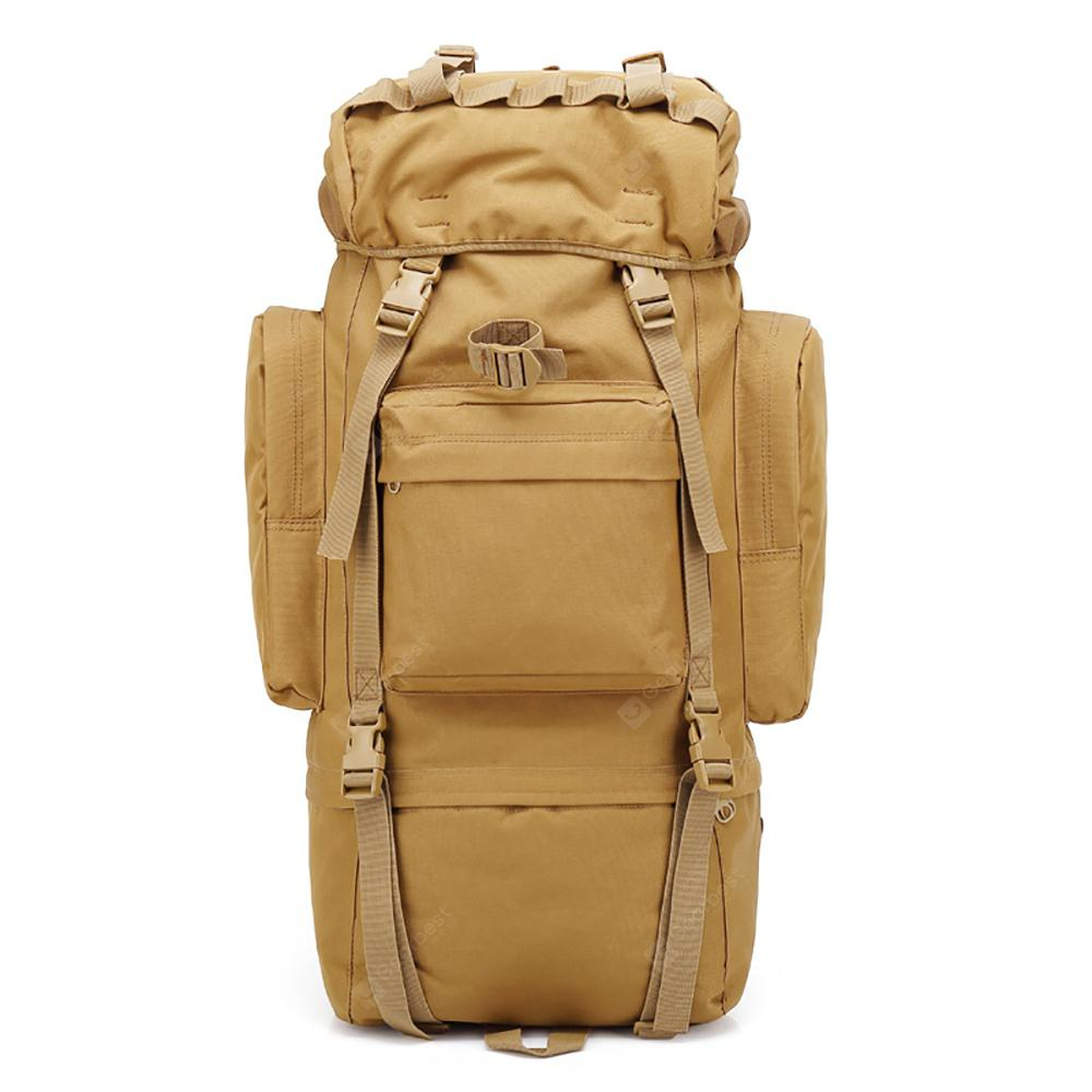 65L Internal Frame Waterproof Giant Tactical Backpack Military Molle ...