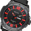 Smael 1316 Multifunction Waterproof Outdoor Sport Quartz Watch for Men - MULTI-B