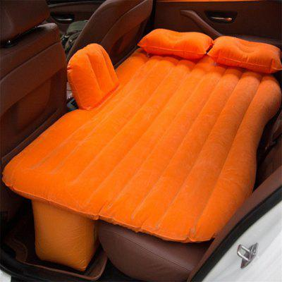 Car Shock Bed Outdoor Travel PVC Velvet Mattress