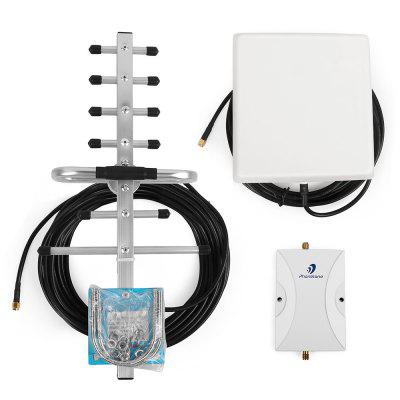Phonetone 2100MHz Mobile Phone Signal Booster 65dB Repeater Amplifier Band 1 Kit