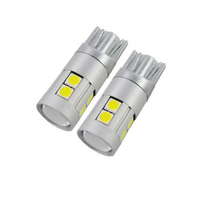Decoding 2W LED Automobile Lamp 2PC