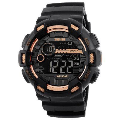 SKMEI 1243 New Sports Style Men's Outdoor Waterproof Watch