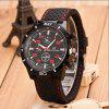 Mens Fashion Sports Watch - RED