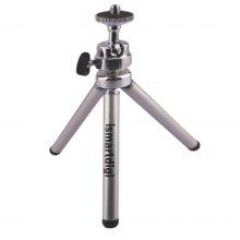 ismartdigi iR-11-SL 2 layer (High 30cm/Low 15cm) 3-Section Camera Tripod