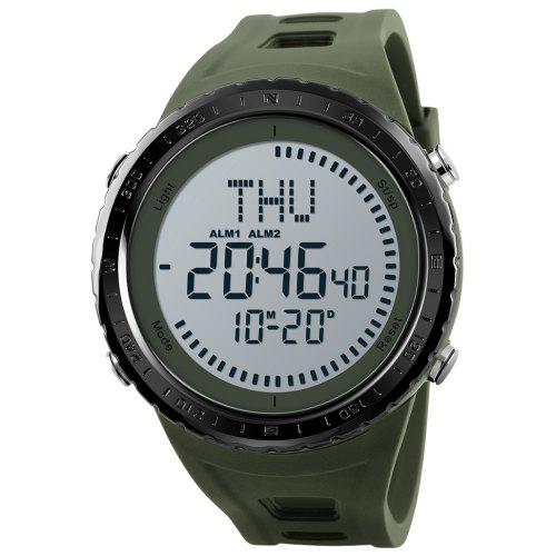 Solar Power Sport Watch Men Electronic Led Watches Military Outdoor Watch Skmei Brand Women Wristwatch Digital Children Watches Fashionable And Attractive Packages Watches