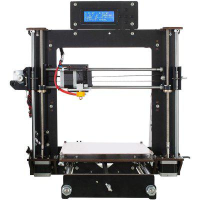 2018 NEW 3D Printer Prusa i3 Reprap MK8 DIY Kit MK2A Heated LCD Controller