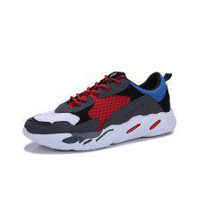 ZEACAVA Breathable Mesh Sports Trend Casual Running Wild Shoes
