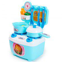 Bon Kitchen Cooking Utensils And Appliances Children Toy Sets
